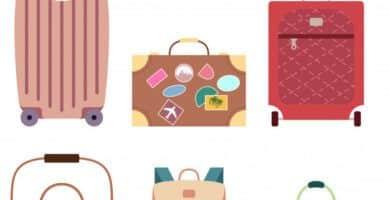 Dibujos de maletas