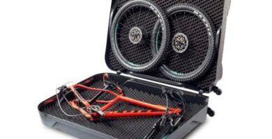 Maletas de viaje para bicicletas