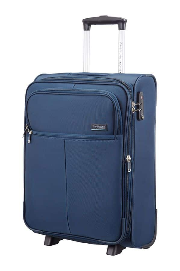 maleta azul
