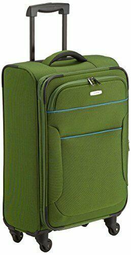 maleta verde