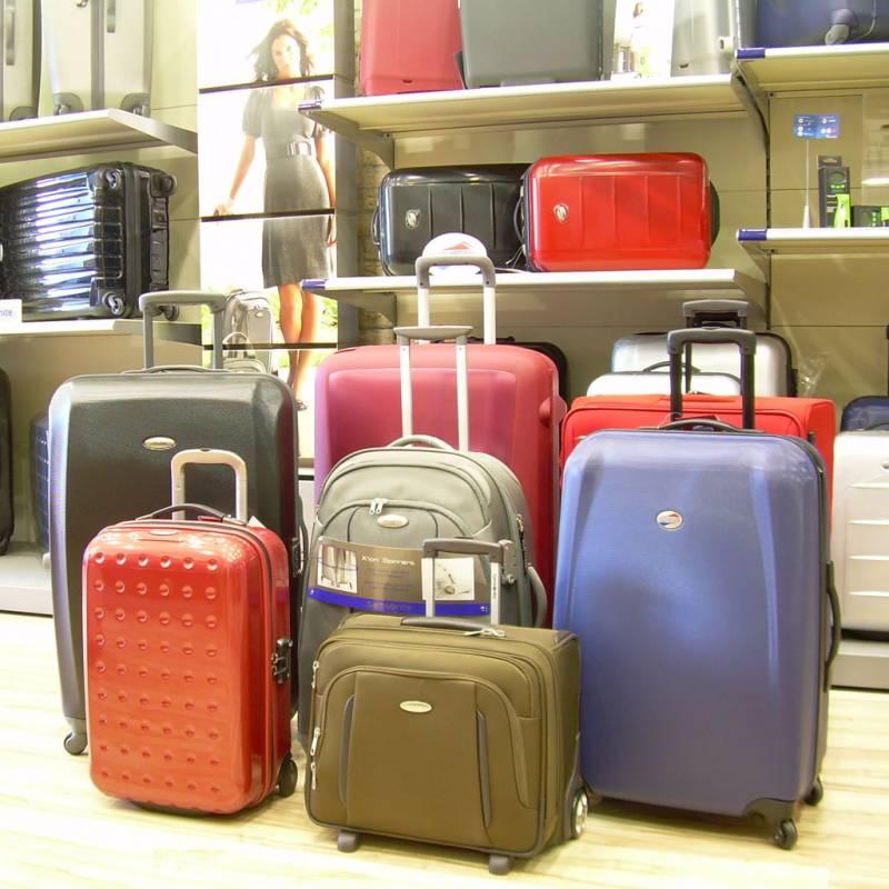 maletas en outlet