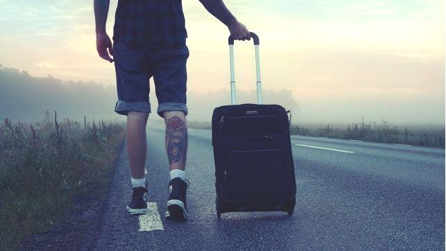 maletas usadas