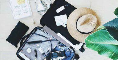 que llevar en las maletas de viaje